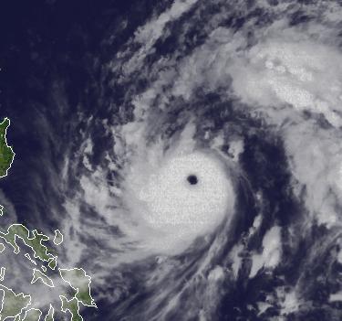 Image d'illustration pour Le super typhon
