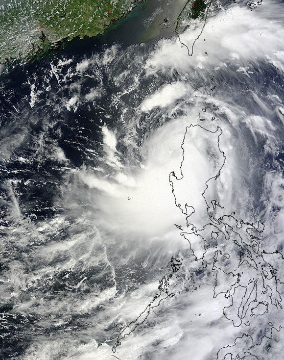 Image d'illustration pour Ex Typhon Utor / Labuyo (Philippines - Chine)