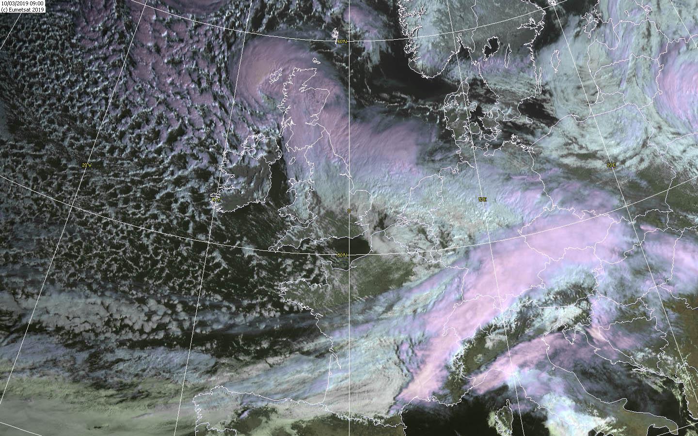 Image d'illustration pour Des dégâts sous les rafales de la tempête Eberhard