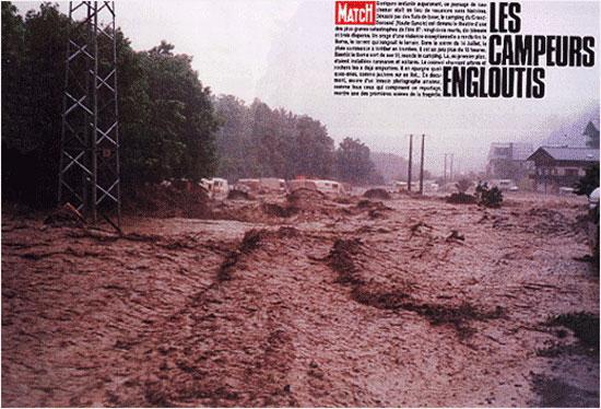 Image d'illustration pour Retour sur les événements météo marquants des 14 Juillet