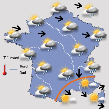 Image d'illustration pour Soleil et chaleur sur le déclin
