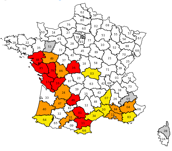 Image d'illustration pour Sécheresse : 9 départements en crise