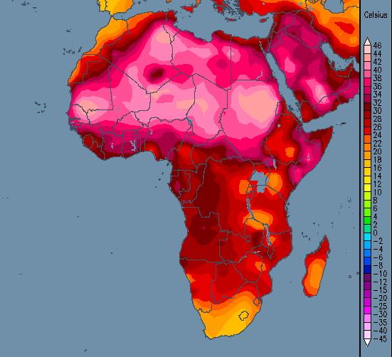 Image d'illustration pour L'actualité météo dans le monde en ce mois de mai 2020