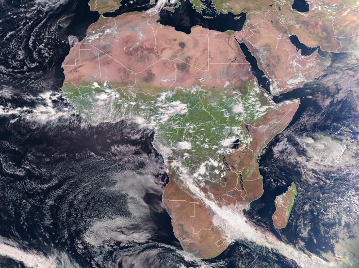 Image d'illustration pour L'actualité météo dans le monde en cette rentrée 2020
