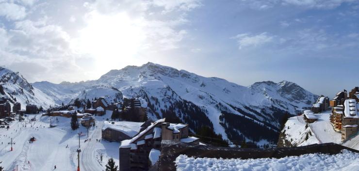 Image d'illustration pour Enneigement en montagne : des inégalités et de la neige en vue !