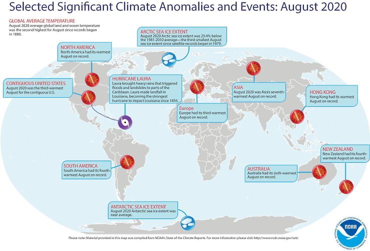 Image d'illustration pour Sommes-nous en train de vivre un emballement climatique ?