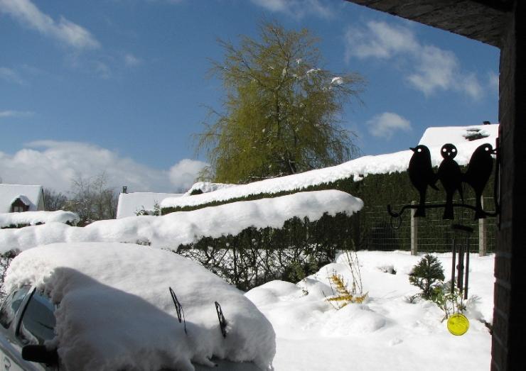 Image d'illustration pour Une vague de froid est-elle encore possible en cette saison ?