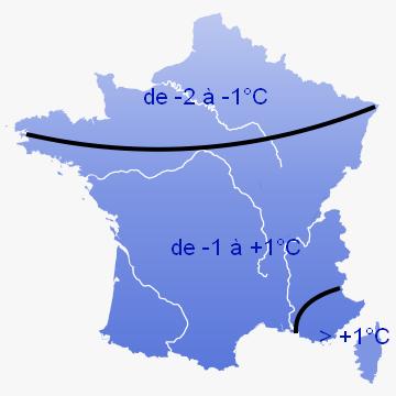 Image d'illustration pour Un mois de Juillet 2012 globalement peu estival, sauf dans le Sud-est