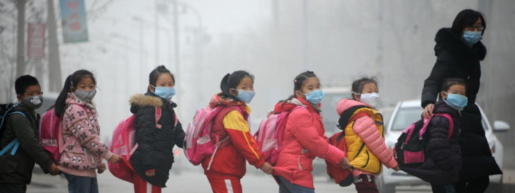 Image d'illustration pour Coronavirus : météo et pollution comme facteur aggravant ?