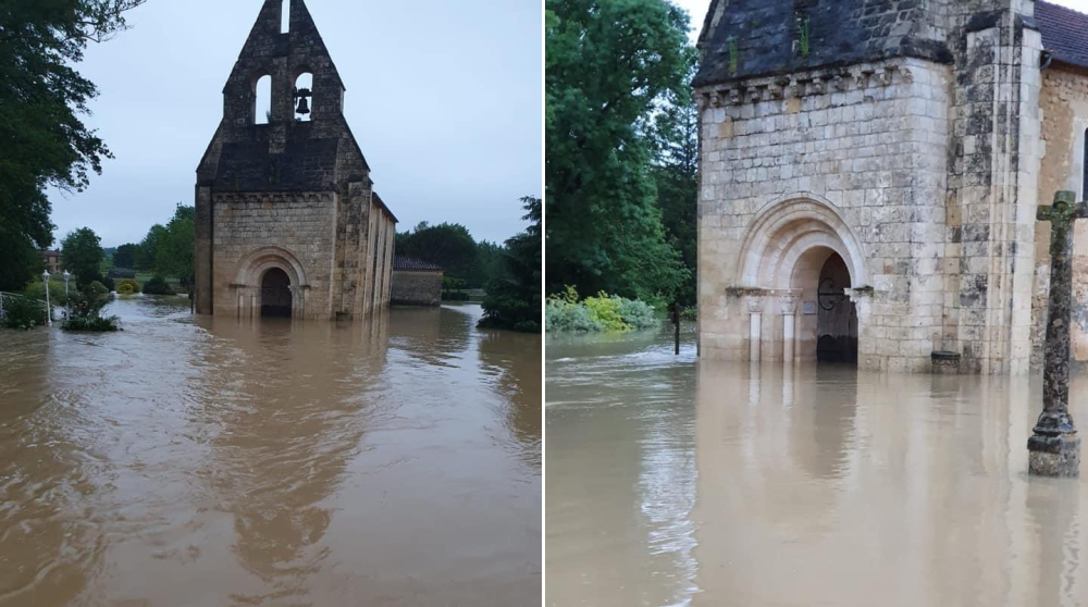 Image d'illustration pour Orages et inondations : bilan d'un épisode exceptionnel