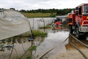 Image d'illustration pour Orage, tornade, inondations : A quand le retour du beau-temps ?