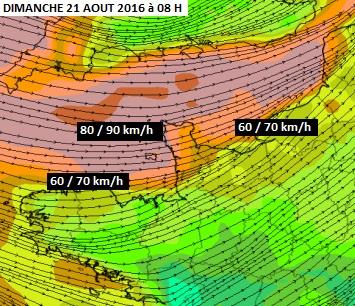 Image d'illustration pour Prudence : vents forts et forte houle lors des grandes marées