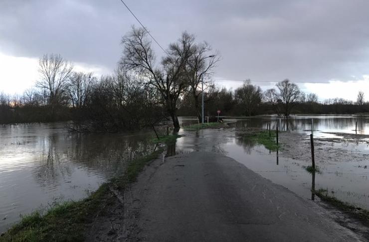 Image d'illustration pour Pluies abondantes et inondations sur le nord-est de la France