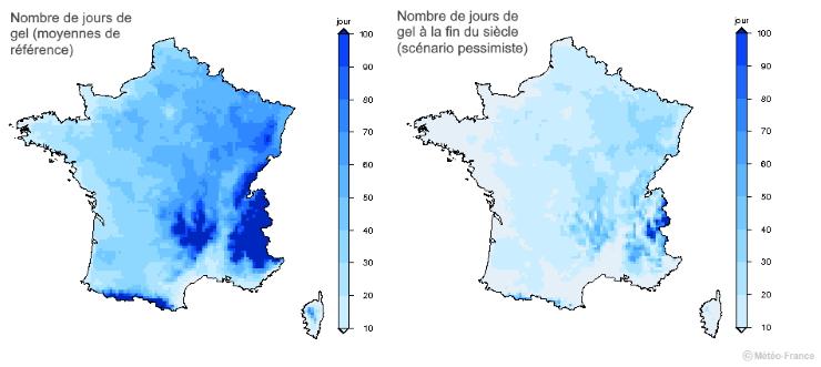 Image d'illustration pour Les hivers sont-ils voués à disparaître en France ?