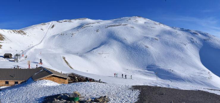 Image d'illustration pour Enneigement en montagne : les massifs attendent les flocons