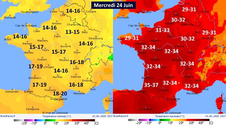 Image d'illustration pour Chaleur cette semaine en France : va-t-on vers une canicule ?