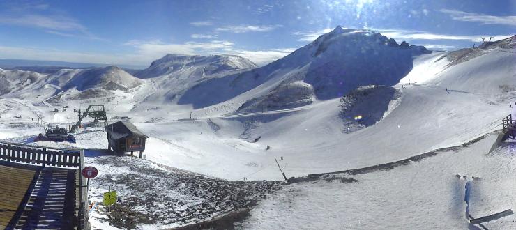 Image d'illustration pour Enneigement en montagne : quelles conditions pour les vacances d'hiver ?