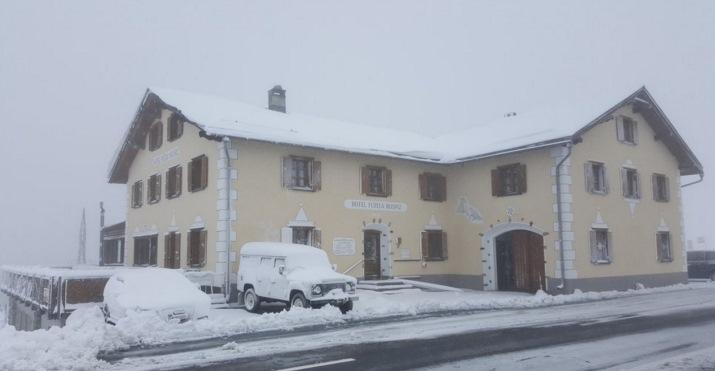 Image d'illustration pour Neige et froid pour le 14 juillet sur les Alpes