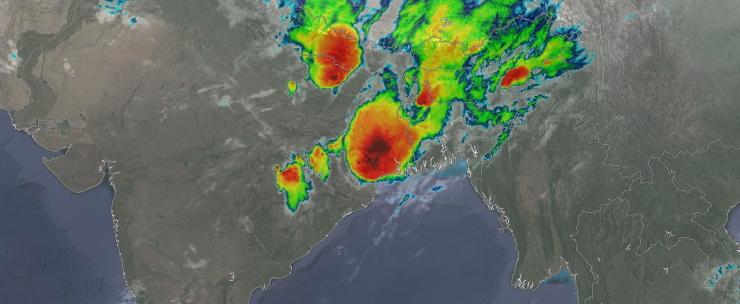 Image d'illustration pour L'actualité météo dans le monde en cette dernière décade d'avril