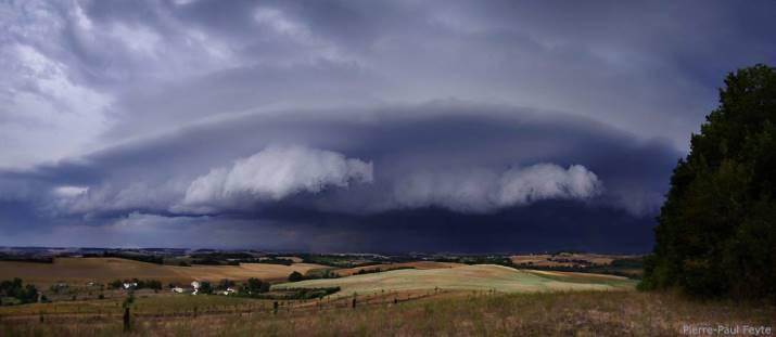 Image d'illustration pour De violents orages mettent fin aux fortes chaleurs au Sud