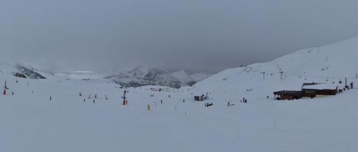 Image d'illustration pour Enneigement en montagne : gros contrastes pour les vacances d'hiver