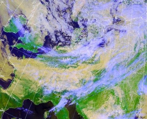 Image d'illustration pour Peu de pluie sur les régions touchées par une sécheresse en surface