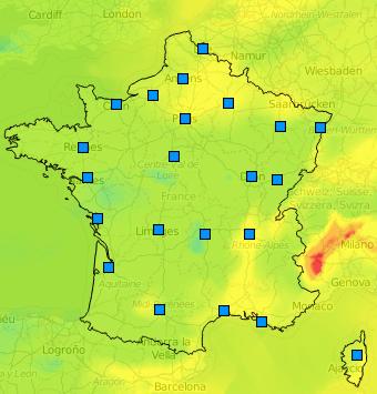 Image d'illustration pour Pollution aux particules fines à Paris et au Nord : amélioration samedi