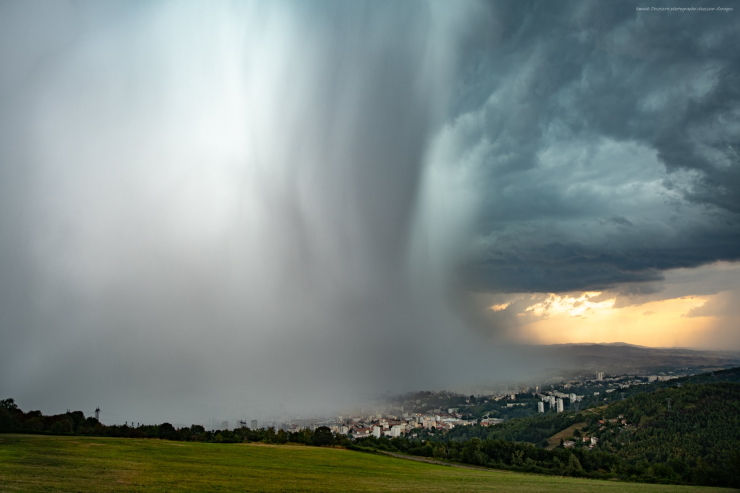 Image d'illustration pour Forts orages sur la moitié sud de la France les 21 et 22 juillet