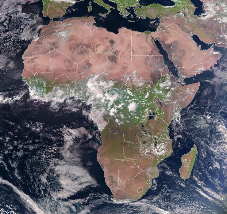 Image d'illustration pour L'actualité météo dans le monde en cette fin juin 2020