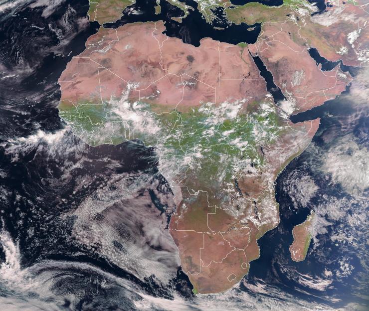 Image d'illustration pour L'actualité météo dans le monde en cette fin août 2020