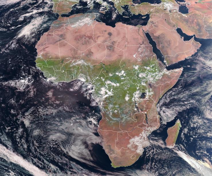 Image d'illustration pour L'actualité météo dans le monde en cette fin septembre 2020