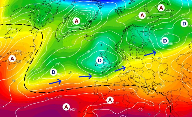 Image d'illustration pour Début de semaine plus chaud au Sud, mais incertitudes au Nord