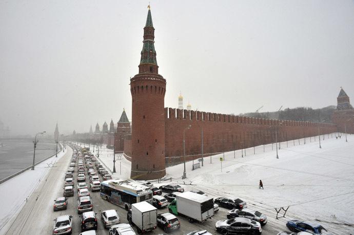 Image d'illustration pour Douceur exceptionnelle et Noël sans neige à Moscou