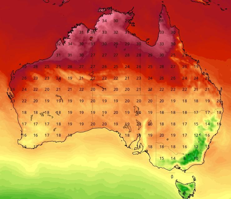 Image d'illustration pour L'actualité météo dans le monde en cette mi-juin 2020