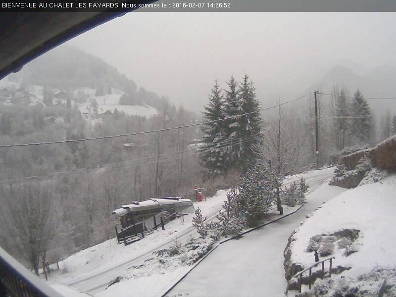 Image d'illustration pour Isothermie et neige à très basse altitude sur les Alpes
