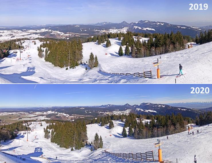 Image d'illustration pour Enneigement en montagne : quelle tendance pour la fin de l'hiver ?