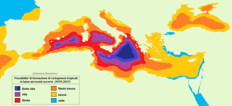 Image d'illustration pour Médicane Ianos : un petit cyclone en Méditerranée