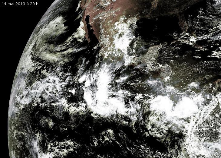 Image d'illustration pour Début de la saison cyclonique sur l'Est du Pacifique