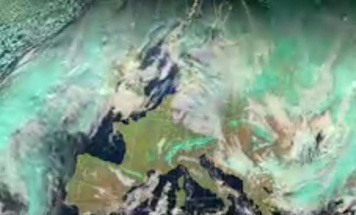 Image d'illustration pour Animation satellite de décembre 2013 en Europe