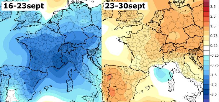 Image d'illustration pour Des températures plus douces dès le milieu de semaine ?
