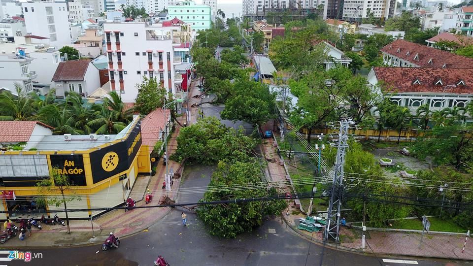 Image d'illustration pour Typhon Damrey : le Vietnam touché