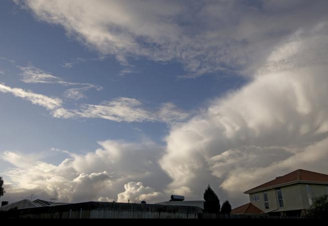 Image d'illustration pour L'OMM lance un appel à images pour son atlas international des nuages