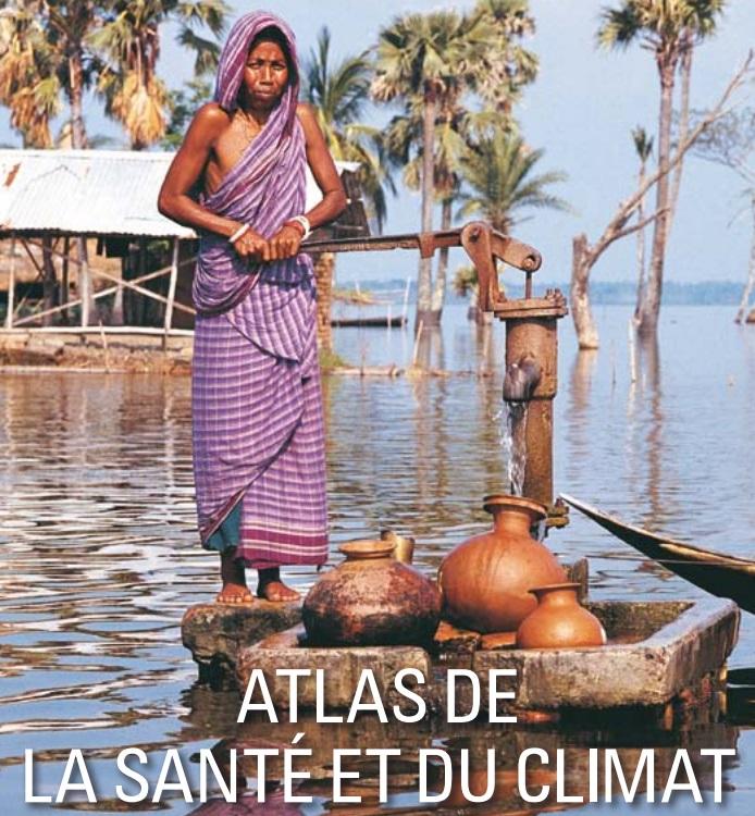 Image d'illustration pour Parution de l'atlas de la santé et du climat (OMS & OMM)