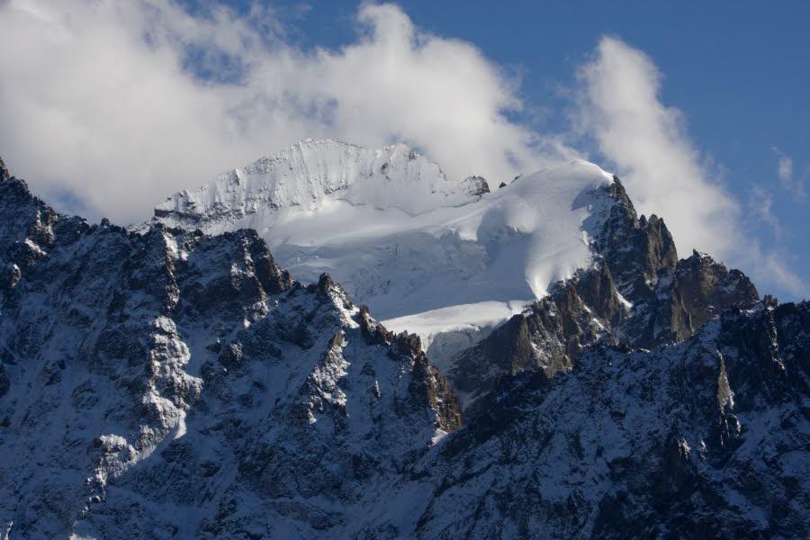 Image d'illustration pour Avalanche très meurtrière sur le Dôme des Ecrins en Hautes Alpes