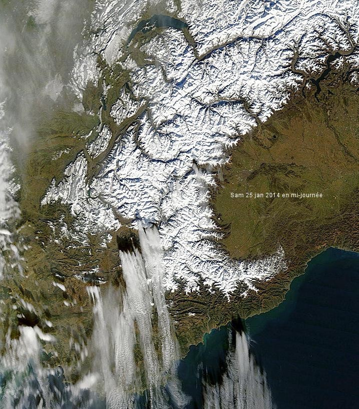 Image d'illustration pour Deux avalanches mortelles dans les Alpes ce week-end