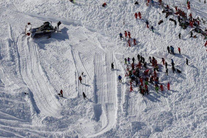Image d'illustration pour Avalanche meurtrière à Tignes en Savoie