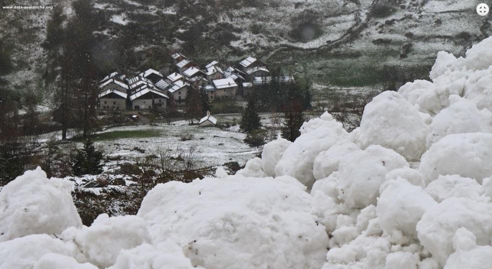 Image d'illustration pour Avalanches en Haute Maurienne et en Vanoise (Savoie)