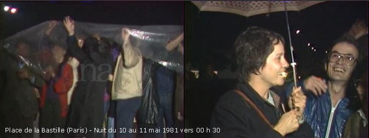 Image d'illustration pour Un orage banal ou presque le 10 mai 1981 à Paris