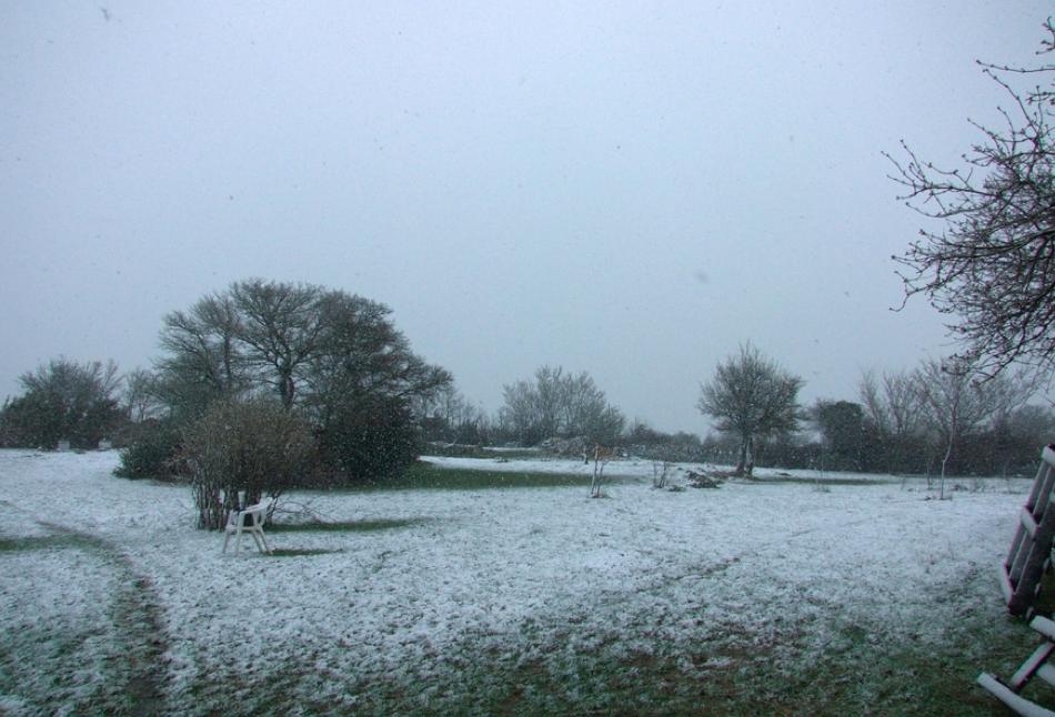 Image d'illustration pour 4 et 5 avril 2013 : Encore des records de froid en France