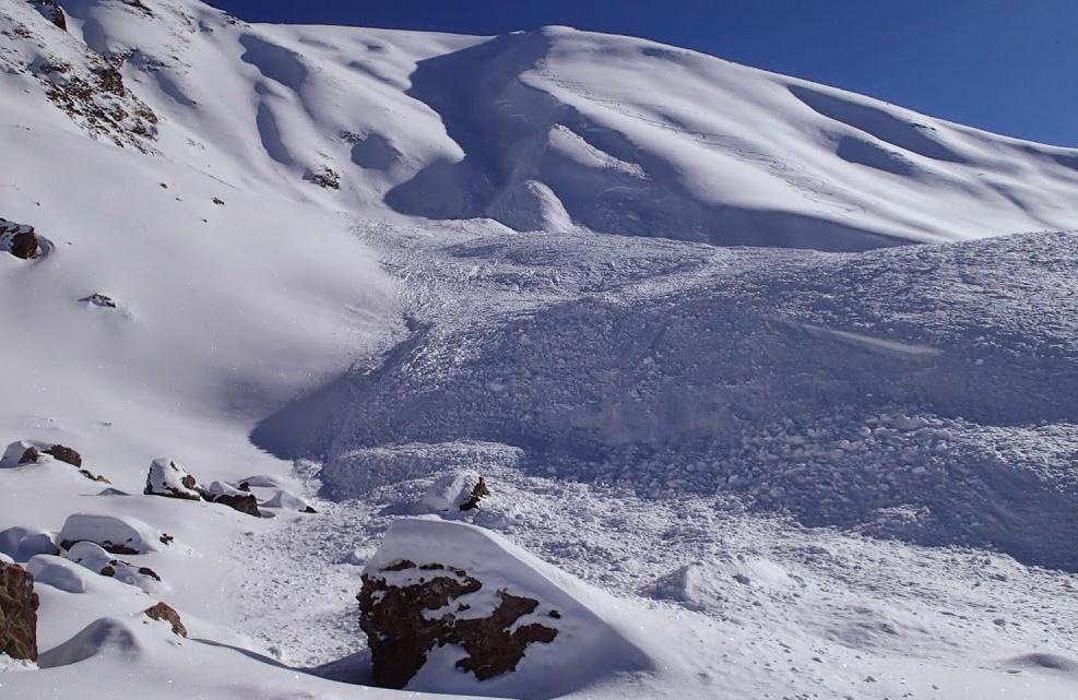 Image d'illustration pour Avalanches mortelles dans les Alpes